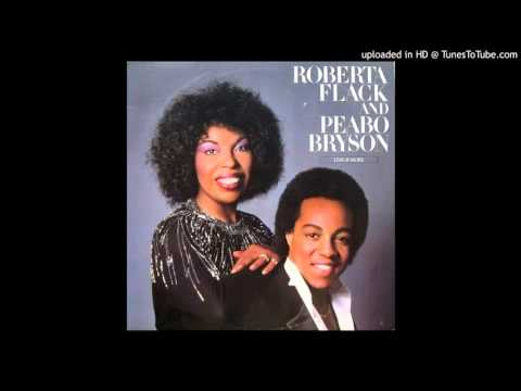 Roberta Flack & Peabo Bryson - Love Is Waiting Game