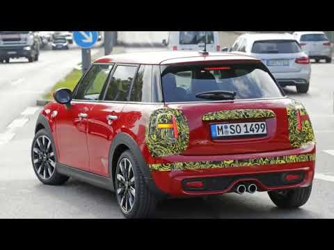2019 Mini Cooper 4 Door will have new head and taillight designs