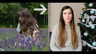Смотреть видео уход за натуральными волосами