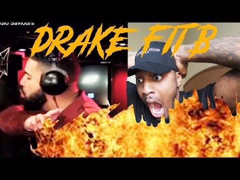 Drake - Fire In The Booth | REACTION (I Heard Better)