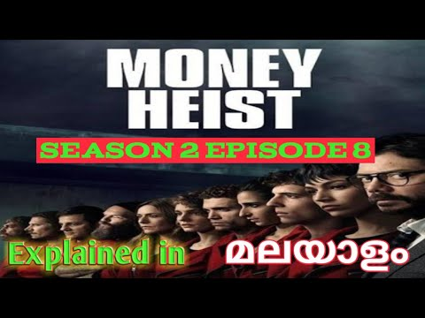Download Money Heist Season 2 Episode 8 /Explained in /Malayalam/മലയാളം/Revealtimes