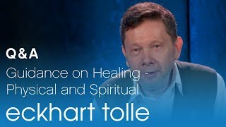 Guidance on Healing - Physical and Spiritual Video