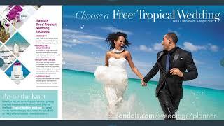 Sandals Resorts - Ultimate Digital Wedding Planning Tool