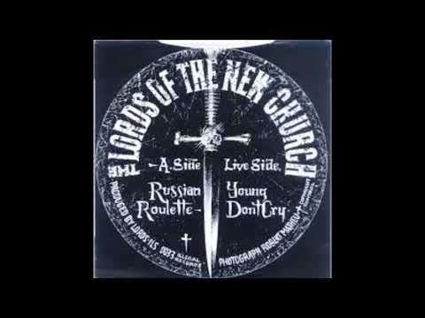 The Lords Of The New Church . Russian Roulette
