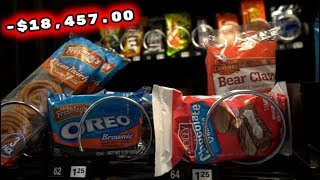 Why To NEVER OWN A VENDING BUSINESS!!