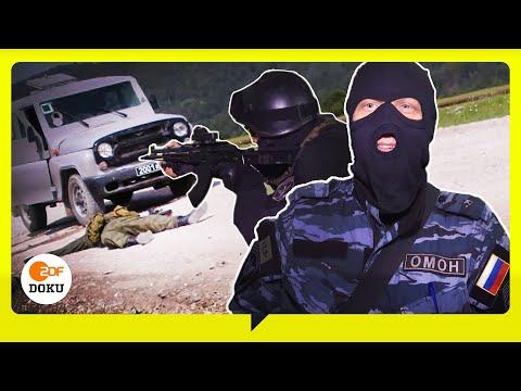 Russische Spezialeinheit: Wie