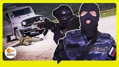 Russische Spezialeinheit: Wie Putin´s Privatarmee Omon für Ordnung sorgt   ZDFinfo Doku