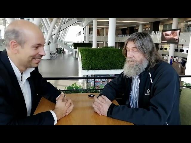 Интервью с знаменитым путешественником Федором Конюховым