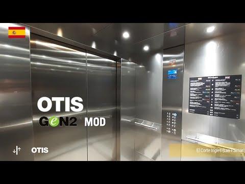 OTIS GeN2 (Mod) Elevators - El Corte Inglés, Las Palmas de Gran Canaria, ES