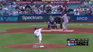 Walker Buehler Career High 9 Ks in 7 IP vs Cardinals | Dodgers vs Cardinals