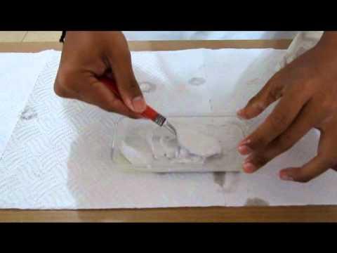 Como hacer un molde de yeso (Practica 1 Procesos de Manufactura ...