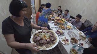 Бешбармак. Встречаем гостей на ауызашар (ифтар) Казахское гостеприимство.