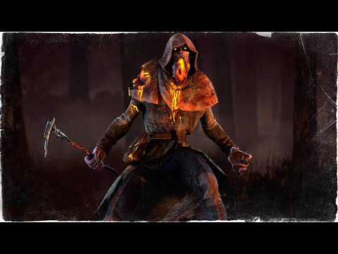Dead By Daylight - The Blight BUFFED Killer Gameplay & MORI! [Descend Beyond]  