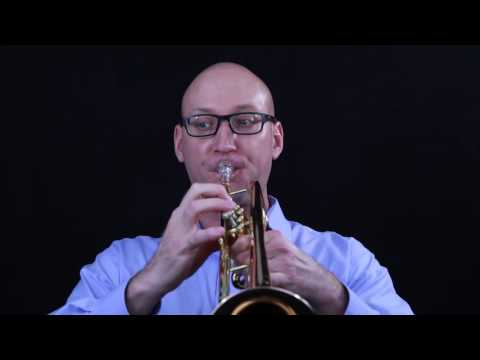 "2016� ATSSB High School Trumpet Etude #2: Vivace by Bohme (""Year A"")"