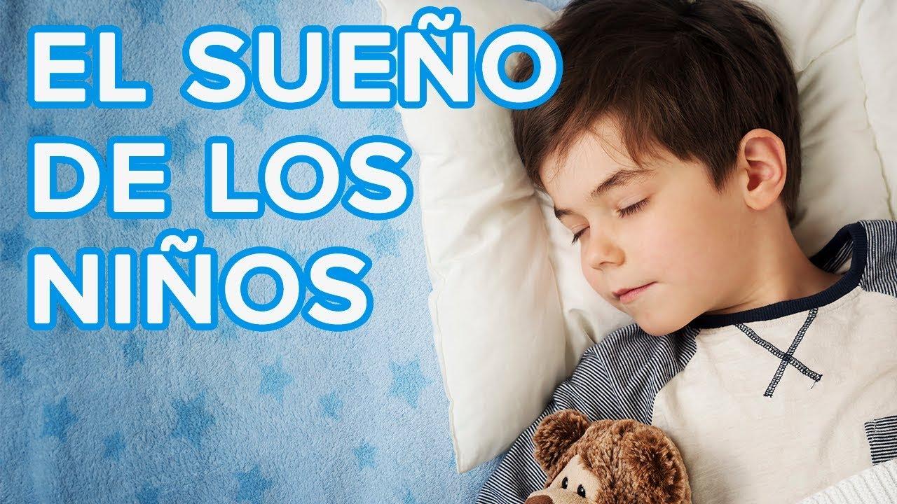 El sueño de los niños | Lo que debes saber para que tus hijos descansen bien