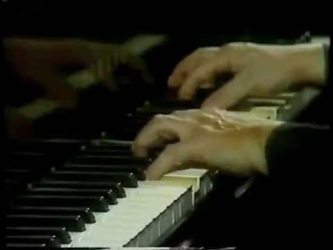 George Cziffra plays Bach Busoni Prelude and Fugue in D Major 1/2