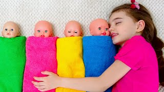 Are You Sleeping Brother John song | 동요와 아이 노래 | 어린이 교육 | Polina Fun
