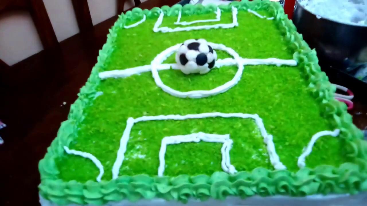 كيكة كرة القدم