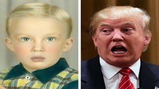 Как Дональд Трамп менялся с годами