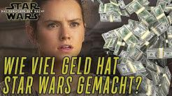 Wie viel hat STAR WARS 7 wirklich eingespielt?   Box Office Special
