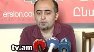 Lraber Samvel Martirosyan h2 tv channel.mpg