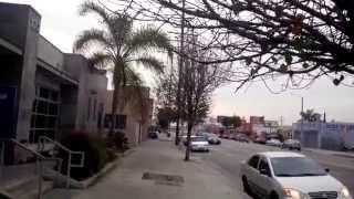 Русский идет пешком через  гетто в Лос-Анджелесе | Влог