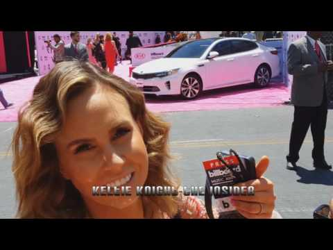 2016 BILLBOARD MUSIC AWARDS PINK CARPET LAS VEGAS MAY 22 2016