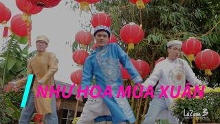 Như Hoa Mùa Xuân | Bài nhảy Zumba Tết 2017 cực hay | Zumba Fitness Vietnam | Lazum3 | Nhảy Zumba