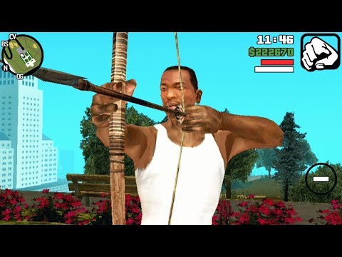 GTA San Andreas Best Android CLEO Mods 2