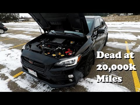 The WRX Is Dead. Optima Battery Upgrade?