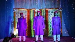 Download Video Shuvon's Holud Night - Funny Holud Dance - By Anik, Reza, Shakil MP3 3GP MP4