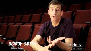 Bobby Smith on GREASE at the Olney Theatre Center