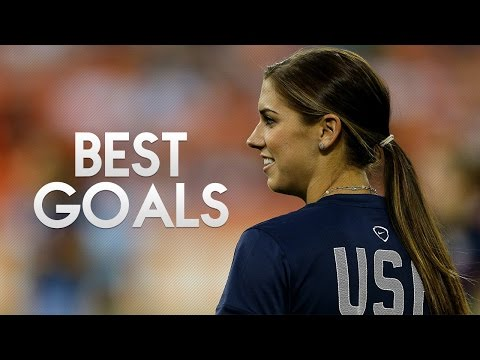 Alex Morgan - Stats, Facts & Goals - Biography