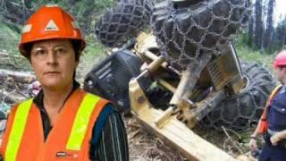 Logging Accident: Operator Dies in Skidder Rollover