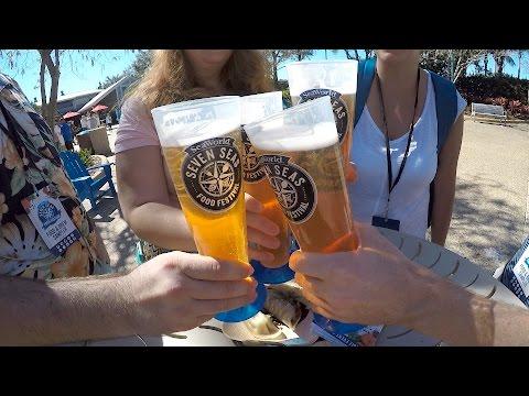 Experience the Seven Seas Food Festival | SeaWorld Orlando