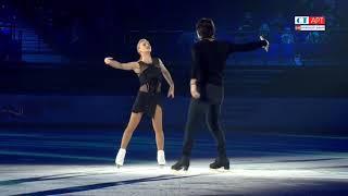 Шоу Влюбленные в фигурное катание Второе выступление олимпийских чемпионов Волосожар и Транькова