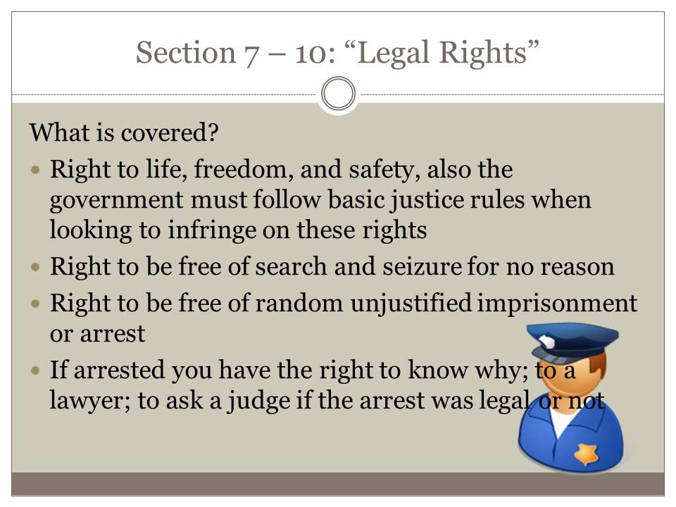what is a charter of rights and freedoms
