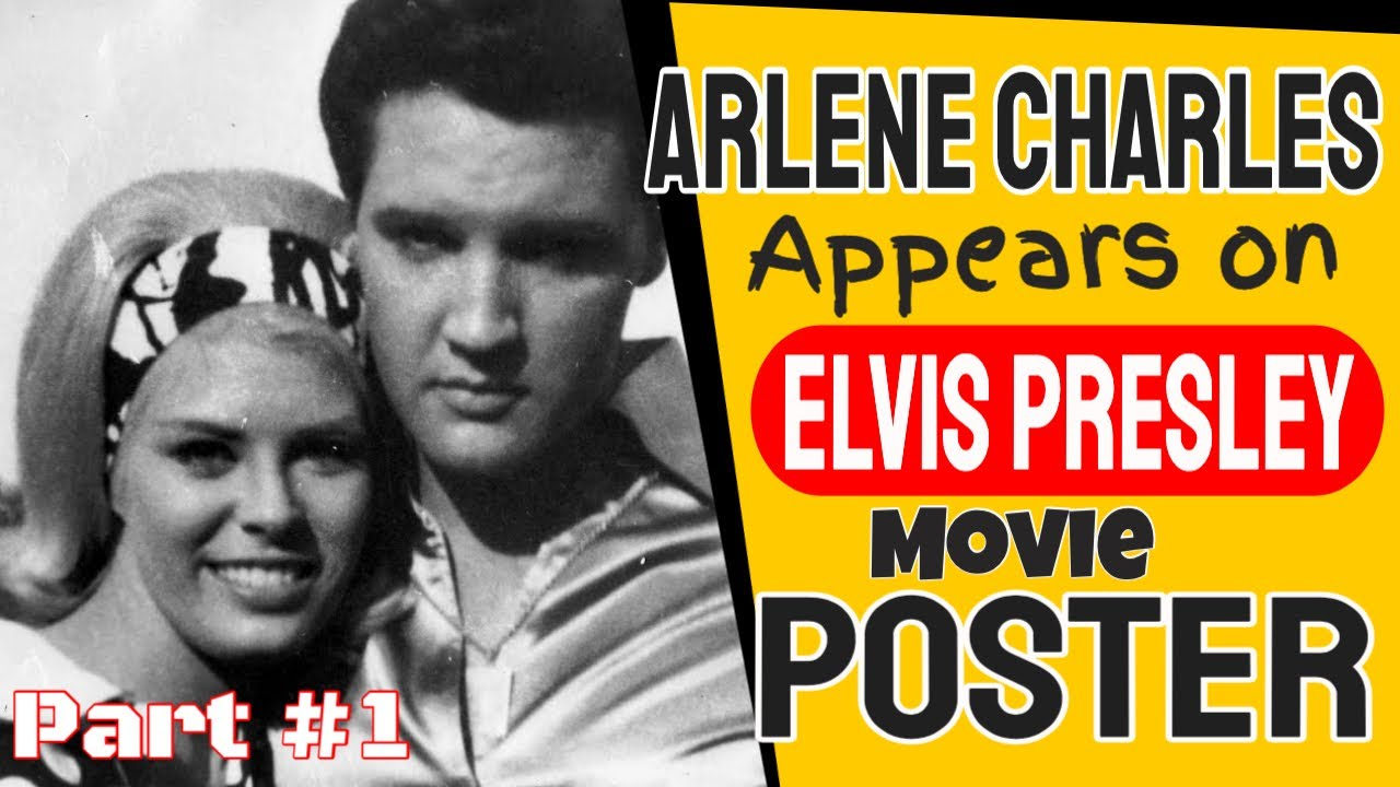 Elvis Presley Arlene Charles on Spin Out Movie Poster and More Part #1 of 2