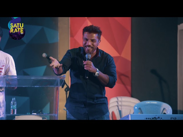 Saturate 2019 | Day 03 | Sermon by Pastor Subi Samuel