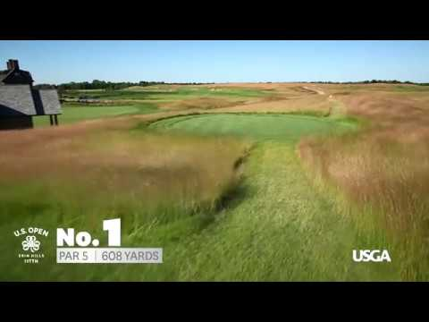 THE 9: Erin Hills Preview (Holes 1-9)