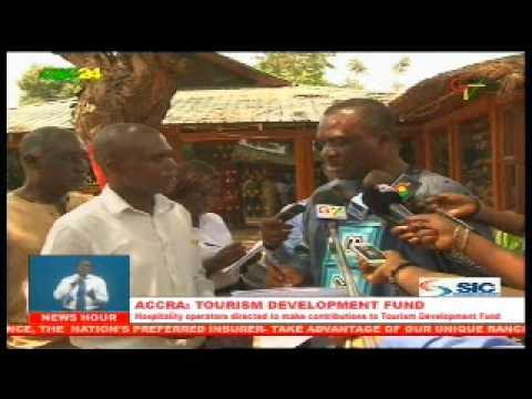 Accra: Tourism Development Fund