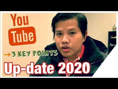 ៣ចំនុចសំខាន់ៗ / 3 key points for making MONEY on YouTube 2020 / Nou SamAth