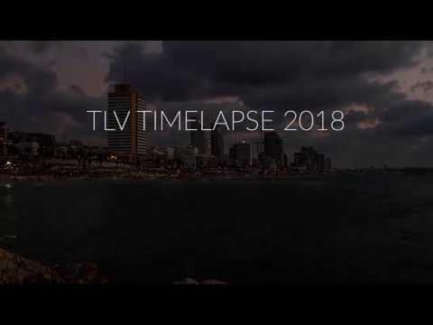 Tel Aviv timelapse 2018