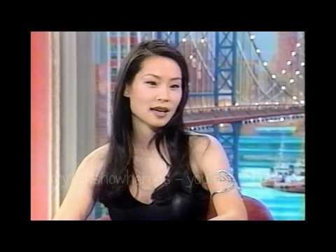 LUCY LIU has FUN with ROSIE from YouTube · Duration:  5 minutes 54 seconds