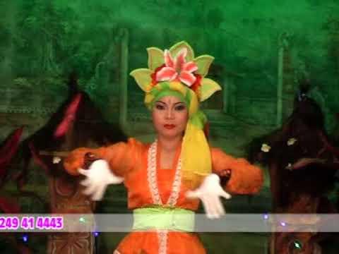 Tari Kuntulan - Seni Janger SETYO KRIDO BUDOYO - Bongkoran