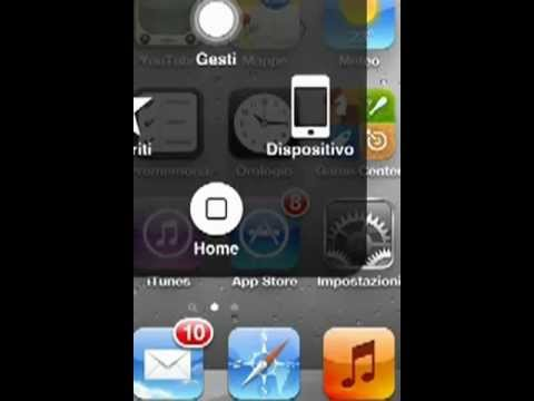 how to add assistive touch on iphone