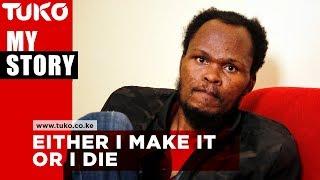 Either I make it or I die - Churchil Show, Comedian,Othuol Othuol   Tuko TV