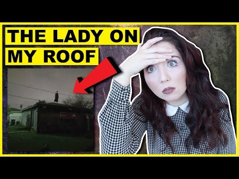 The Lady That Stands On Top Of My Roof | Storytime