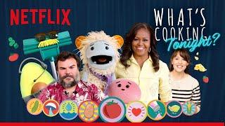 What's Cooking Tonight? | Waffles + Mochi | Netflix