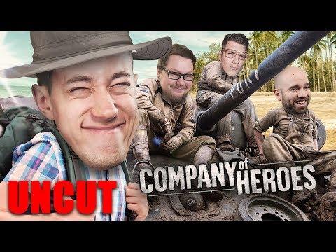 [UNCUT] Weggemacht vom Deutschen Reich | Company of Heroes
